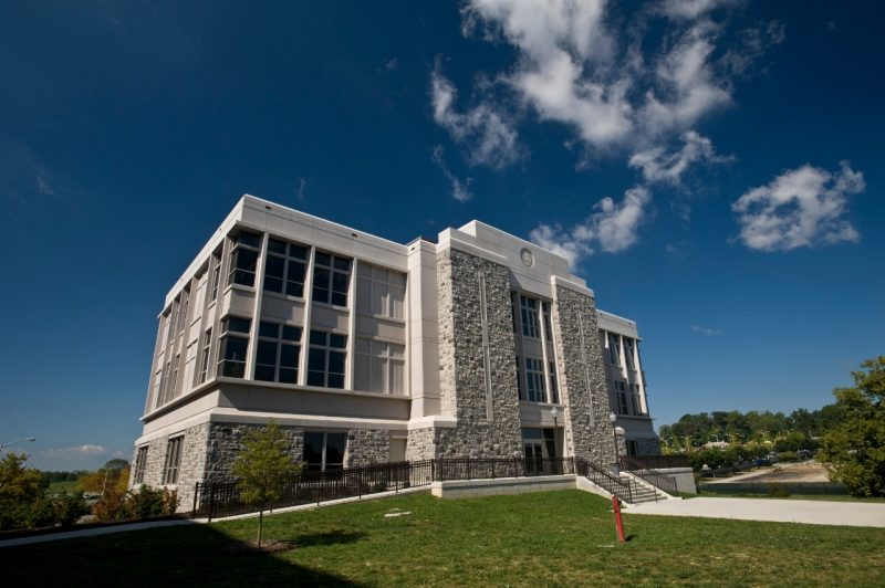 Bishop-Favrao Hall at Virginia Tech